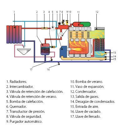 Caldera evolution ev 40 hfm domusa caloronline - Caldera de gasoil ...